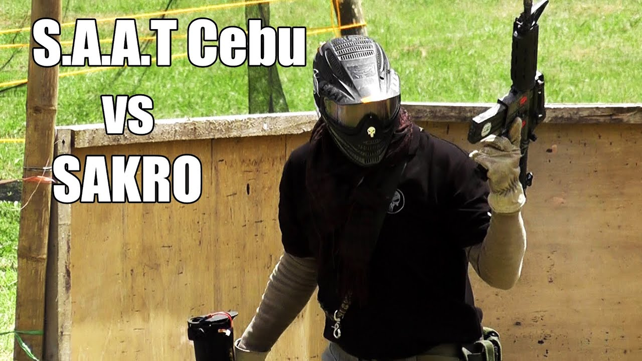 Airsoft Zero Dark Thirty Full Match – SAAT Cebu vs SAKRO