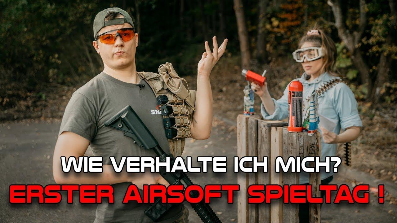 PREMIER JOUR DE JEU Airsoft   Comment dois-je me comporter Guide du débutant   Sniper-as.de