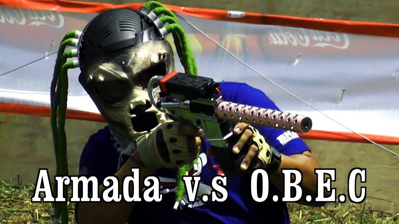 Match Airsoft: Armada vs OBEC dans le tournoi Airsoft Eagles Eye