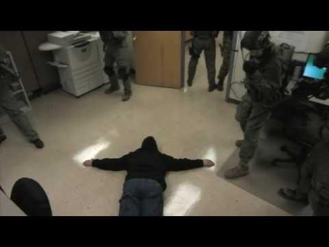 Airsoft CQC Training 1 – Faire l'arrestation