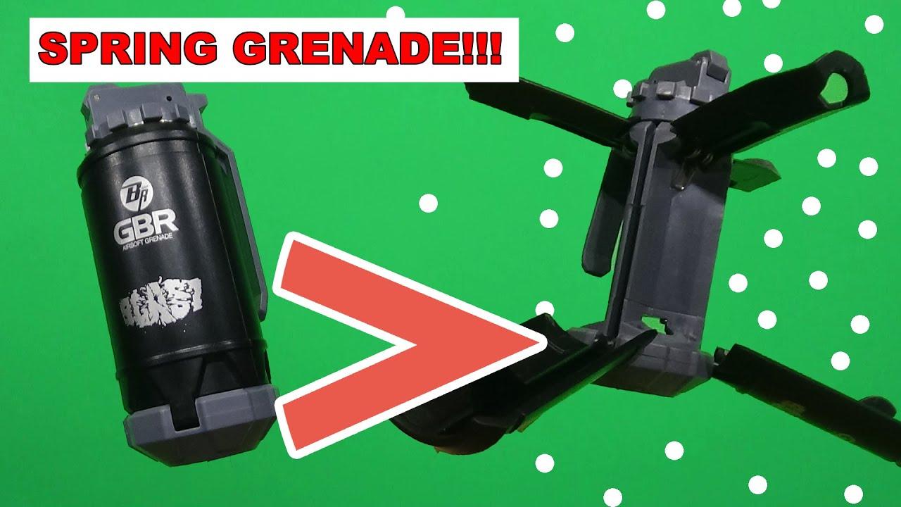 REVUE COMPLÈTE | Grenade GBR | GRENADE DE PRINTEMPS MOINS CHER !!! 0_0