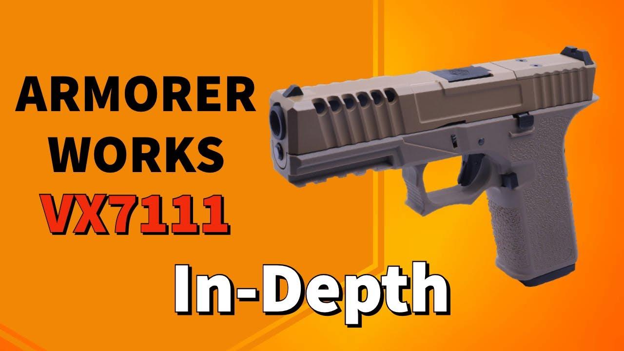 Airsoft en profondeur: Armorer Works VX7111