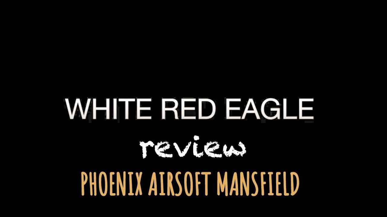 Avis sur PHOENIX AIRSOFT MANSFIELD White Red Eagle Polish Airsoft Team
