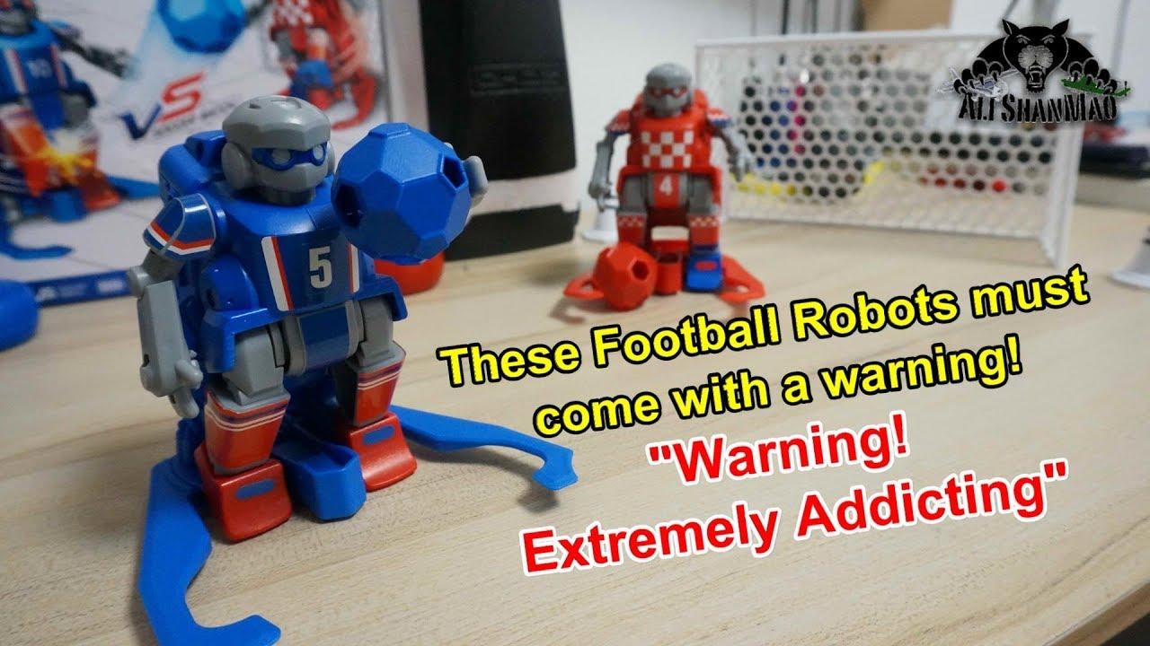 Smart Soccer Robots Football Robots Match de football en salle