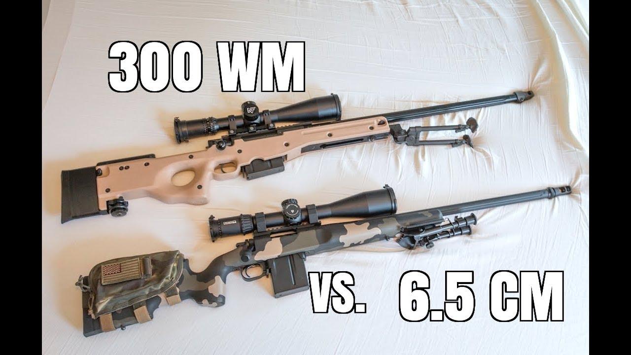 6.5 Creedmoor vs .300 Win Mag – Pourquoi pas les deux?