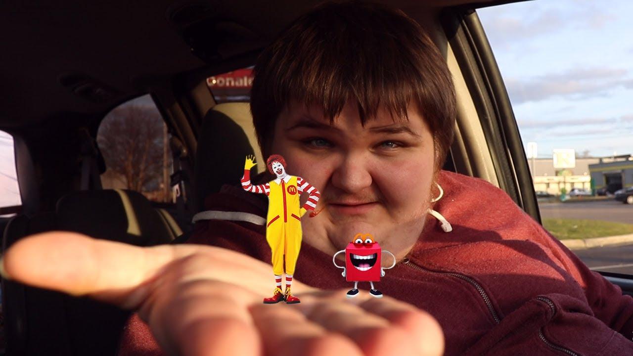 Critique du Happy Meal de McDonald's avec Airsoftfatty
