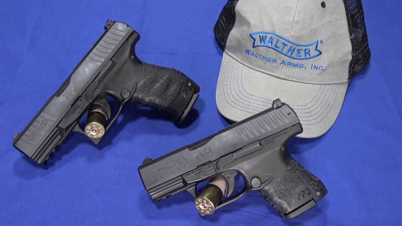Les meilleurs déclencheurs! Walther PPQ contre PPQ SC