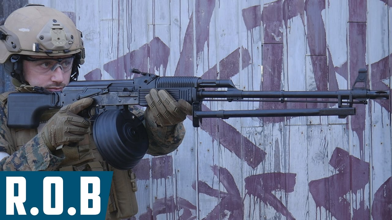Airsoft | LCT RPKS74MN NV (2016) | Review on Battlefield