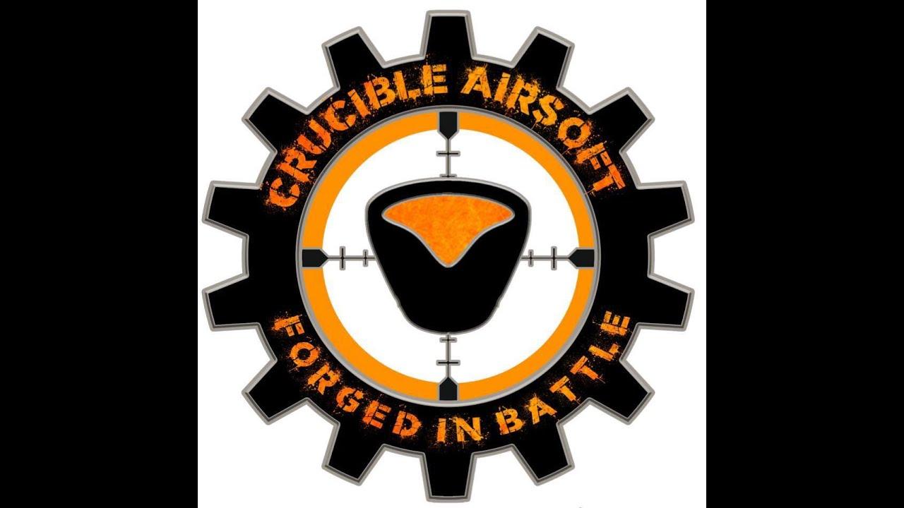 CRUCIBLE AIR-SOFT REVIEW / Lets Talk MASILLON OHIO
