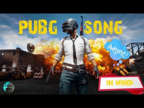 PUBG SONG IN HINDI- BEST #XRAGEXVIRUS