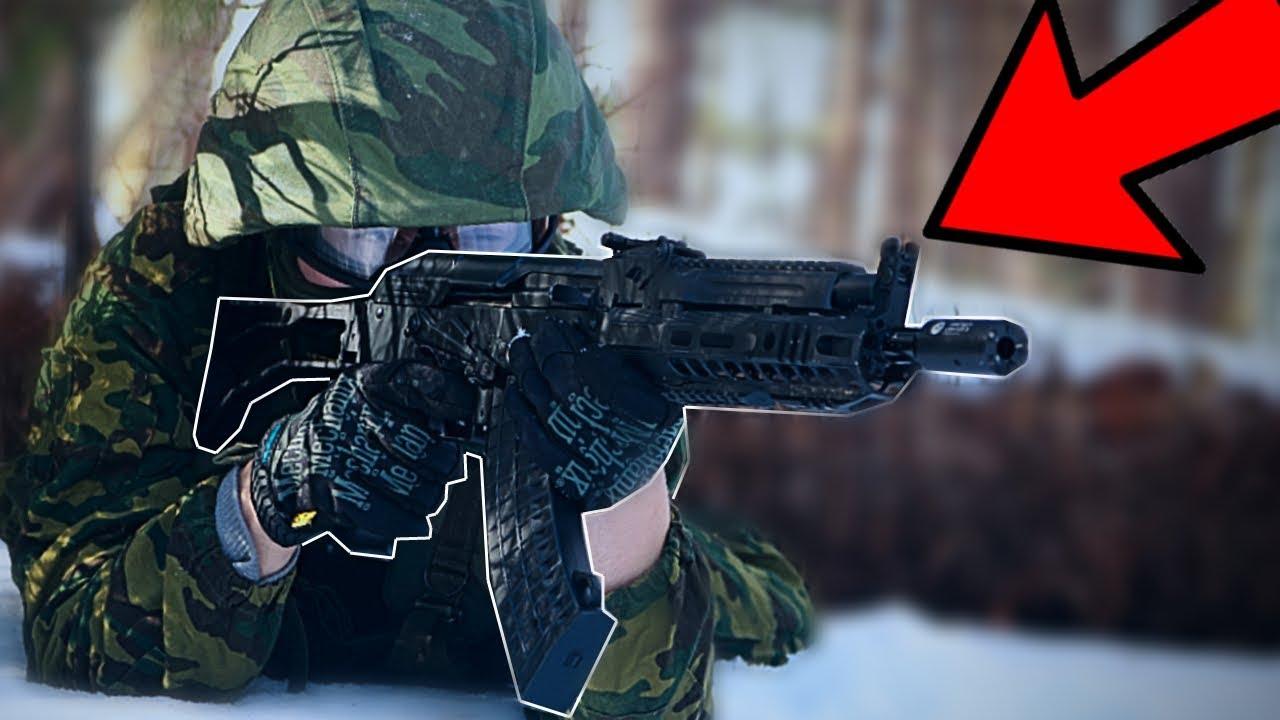 Test du DYTAC AK47 Airsoft AEG! (AK105)