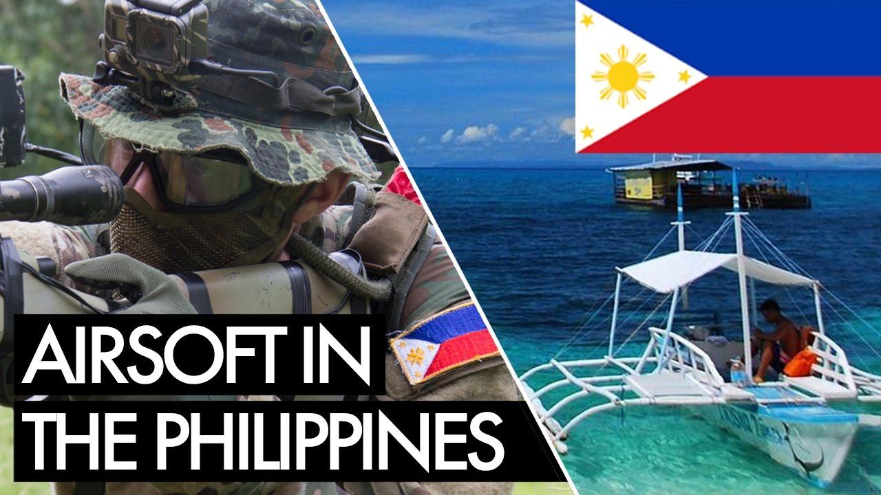 Airsoft aux Philippines