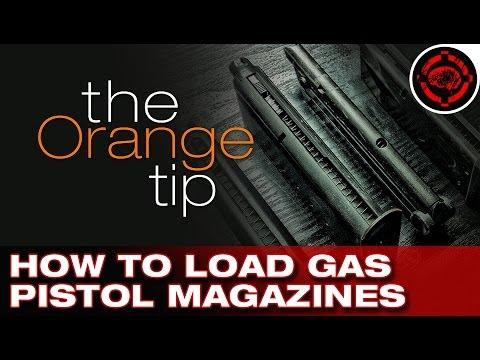 Comment charger les magazines et les astuces Airsoft Gas Magazines