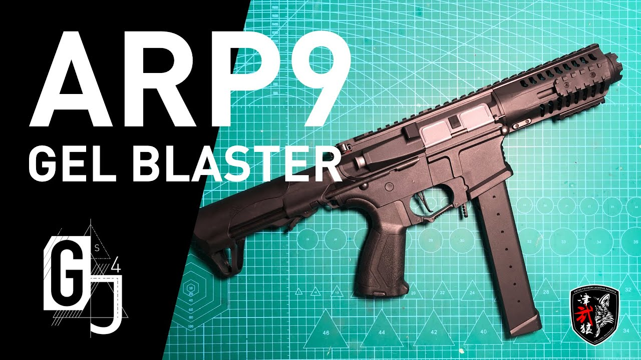 Revue Gel Blaster: L'ARP9