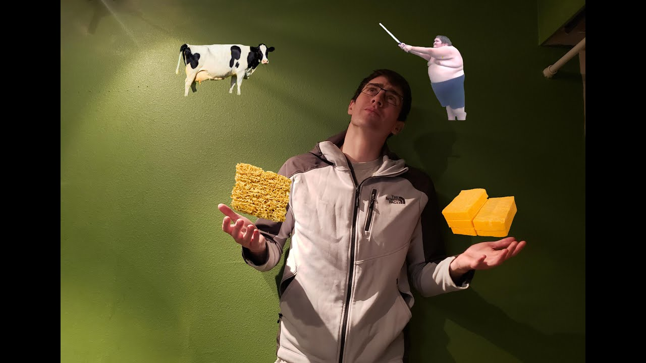 AirsoftFatty & # 39; s Cheesey Ramen | Examen des aliments
