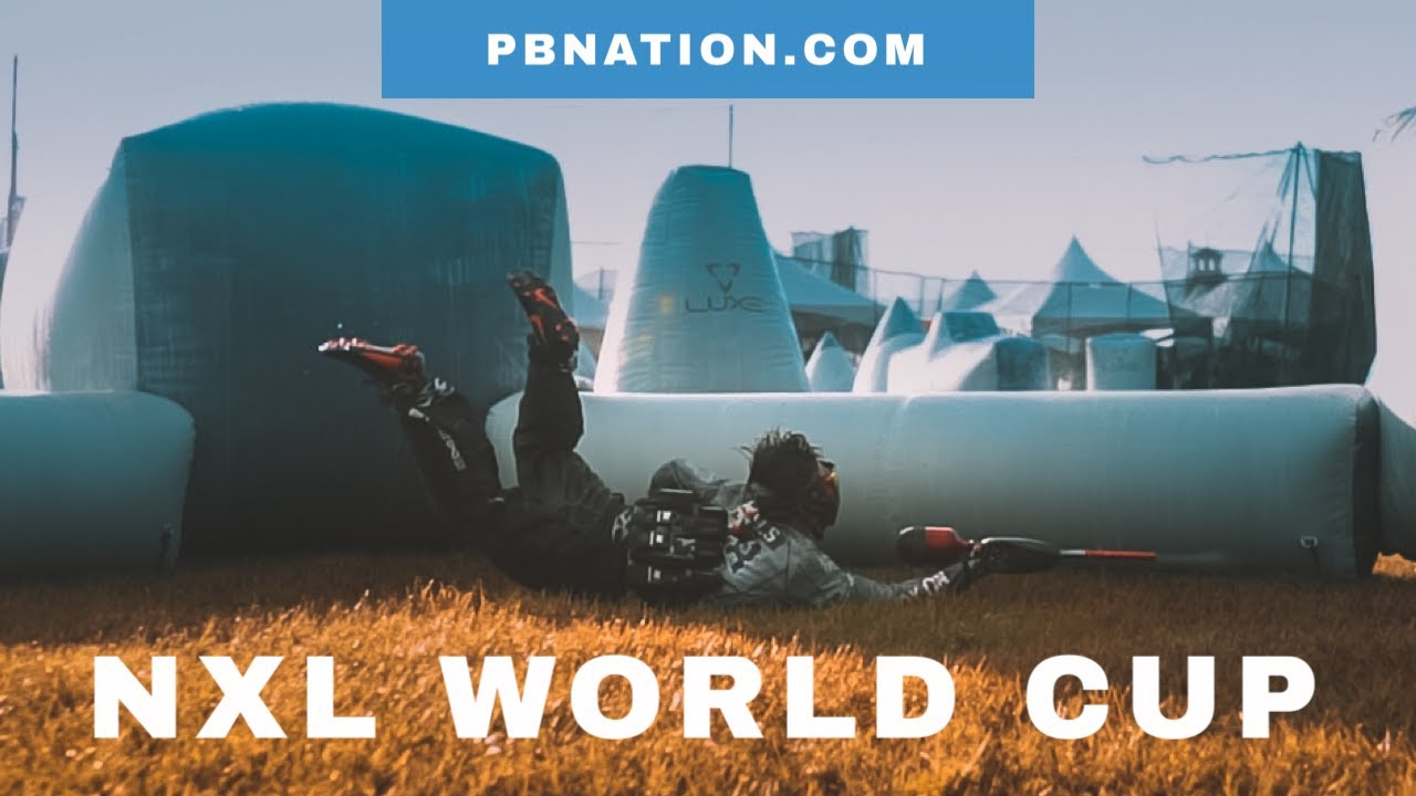 Coupe du monde NXL: «Le plus grand événement de paintball sur la planète Terre»
