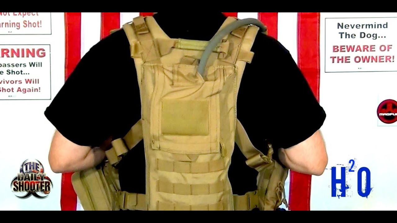 Condor Tactical Hydro Harness 242 Review