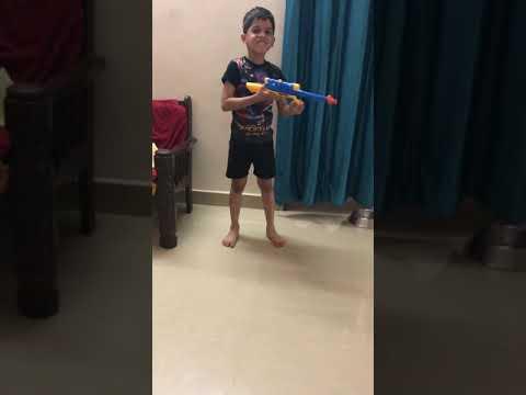 Air Gun Airsoft Toy Review   REVUE DE JOUETS POUR ENFANTS