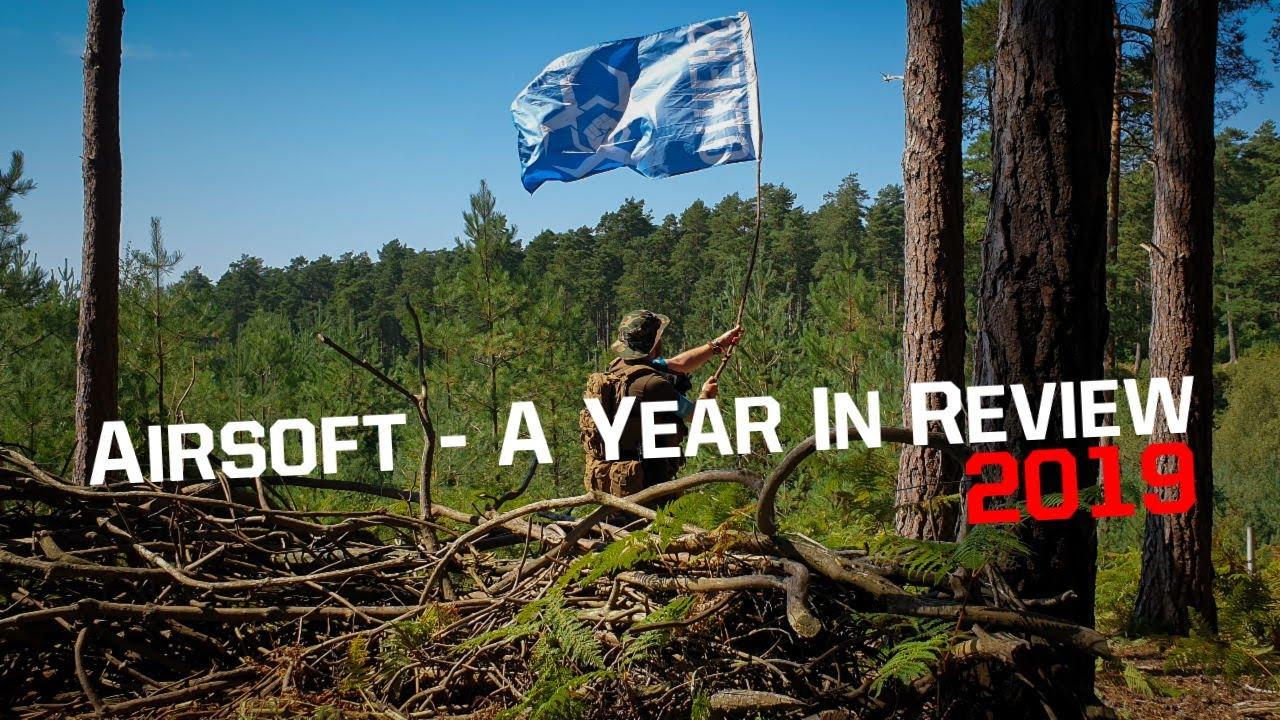 Airsoft – Bilan de l'année 2019