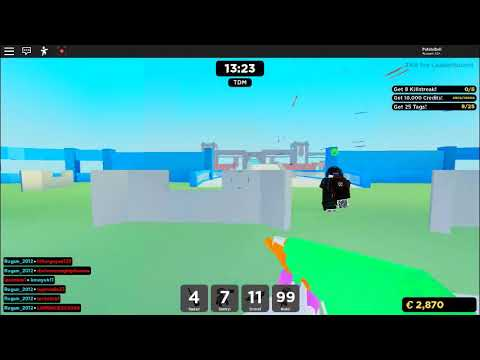 ROBLOX: Paintball