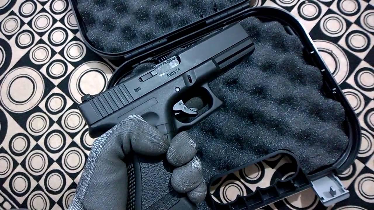 Glock 17 GBB Airsoft par Bell