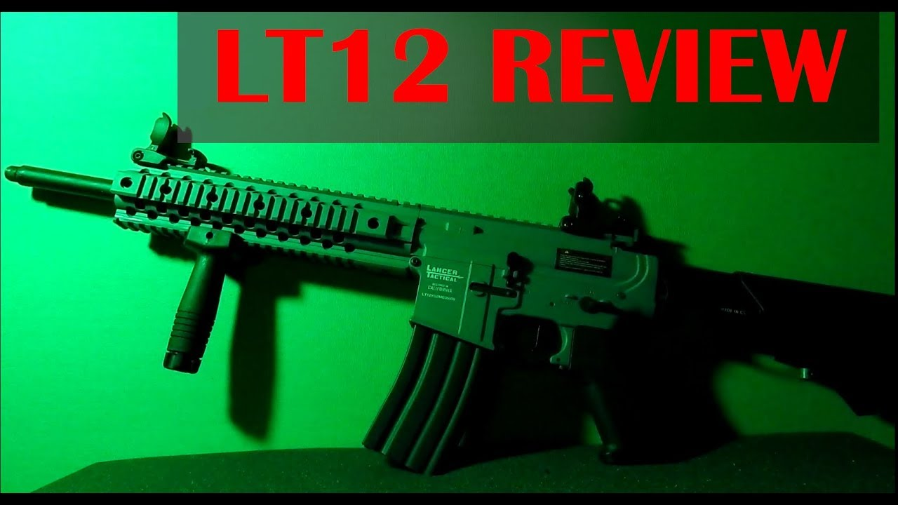 Revue Lancer Tactical LT12 Proline