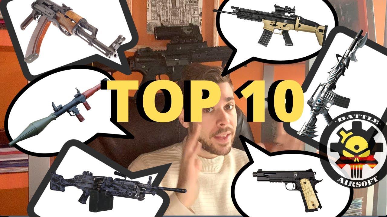 TOP 10 des meilleures réponses airsoft QUALITÉ – PRIX