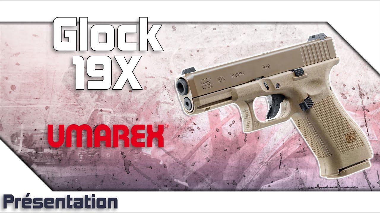 [Glock 19X – Umarex] Présentation | Review | Airsoft FR – EN subs