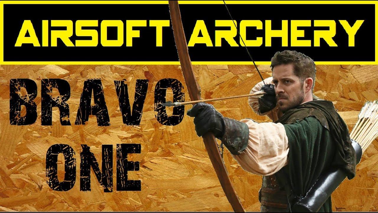 Tir à l'arc Airsoft Arrowsoft