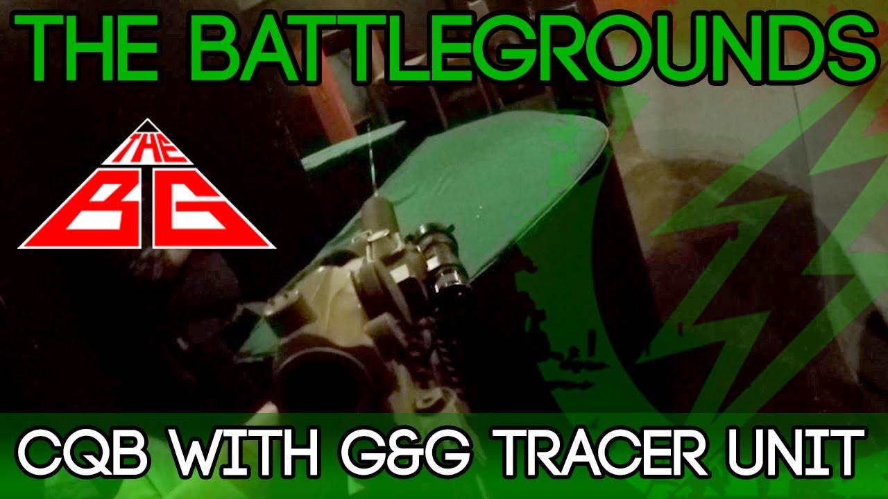 Les champs de bataille – CQB avec Airsoft Tracer