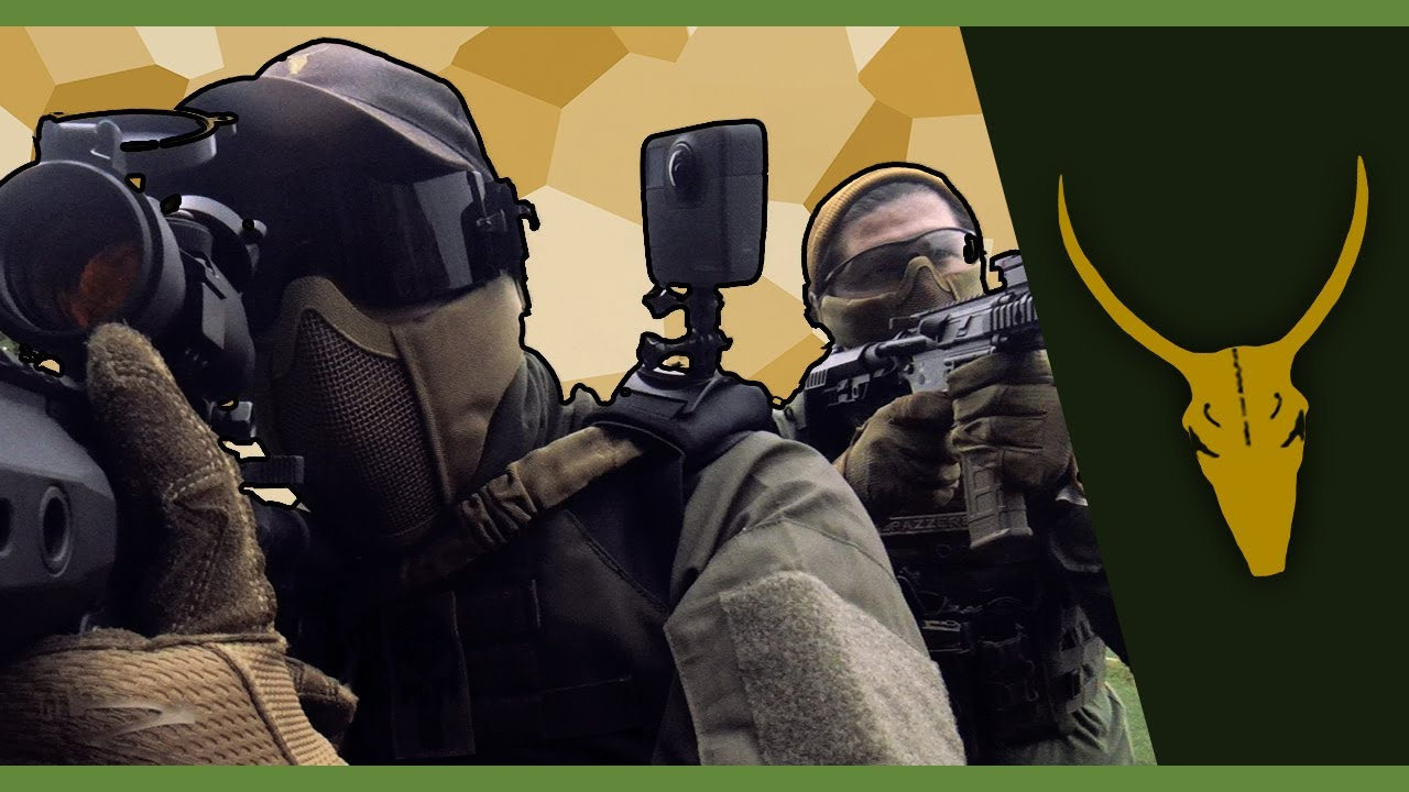 ⨁ 360° Tactical Airsoft