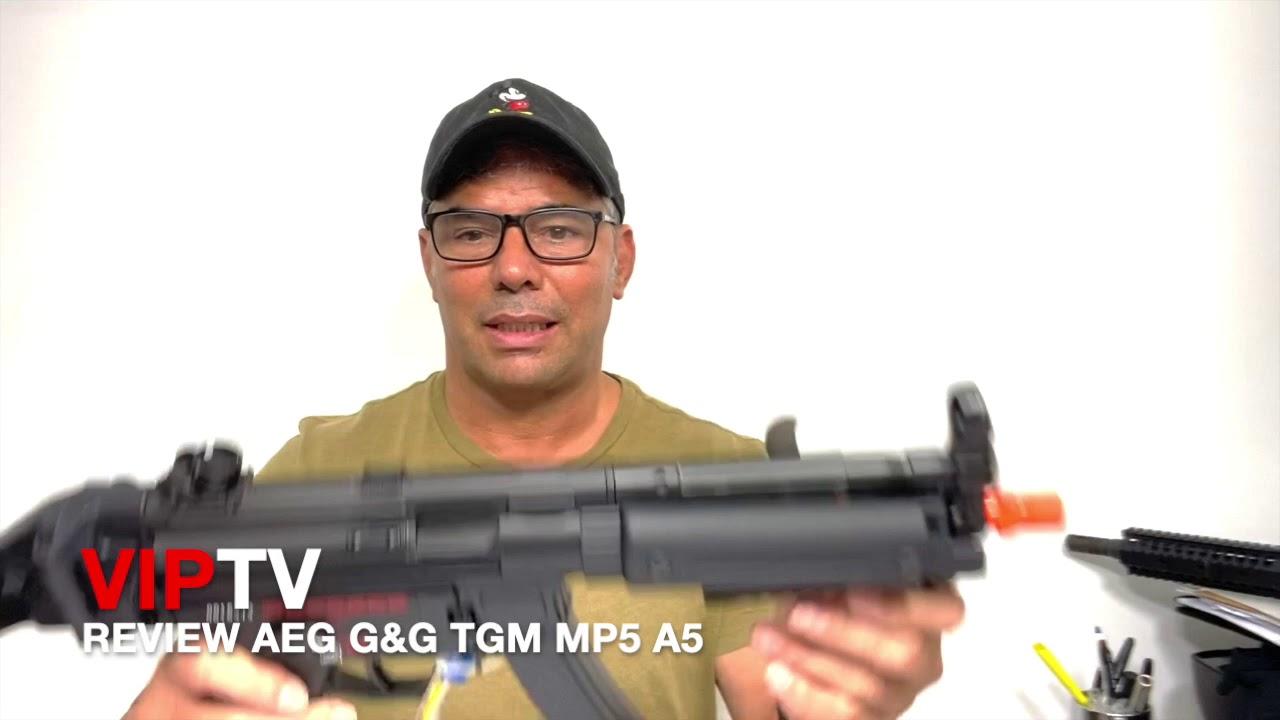 REVUE AEG G&G TGM MP5 A5