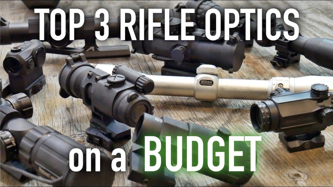 Top 3 des meilleures options de budget pour votre AR-15 ou votre fusil