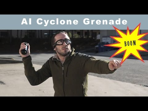 Airsoft Innovations Cyclone Grenade – Critique