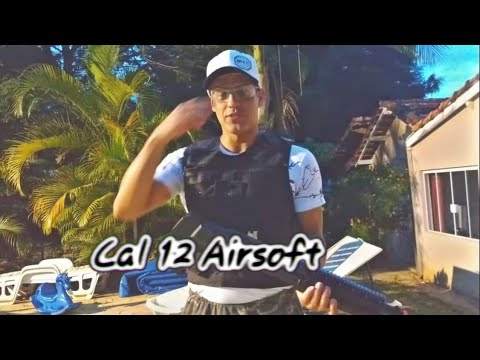 Unbox Airsoft Cal 12 Review – En savoir plus sur ce puissant Airsoft