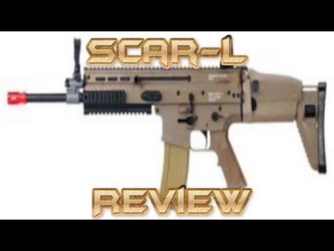 Chronique de Airsoft Scar-L [AAC]