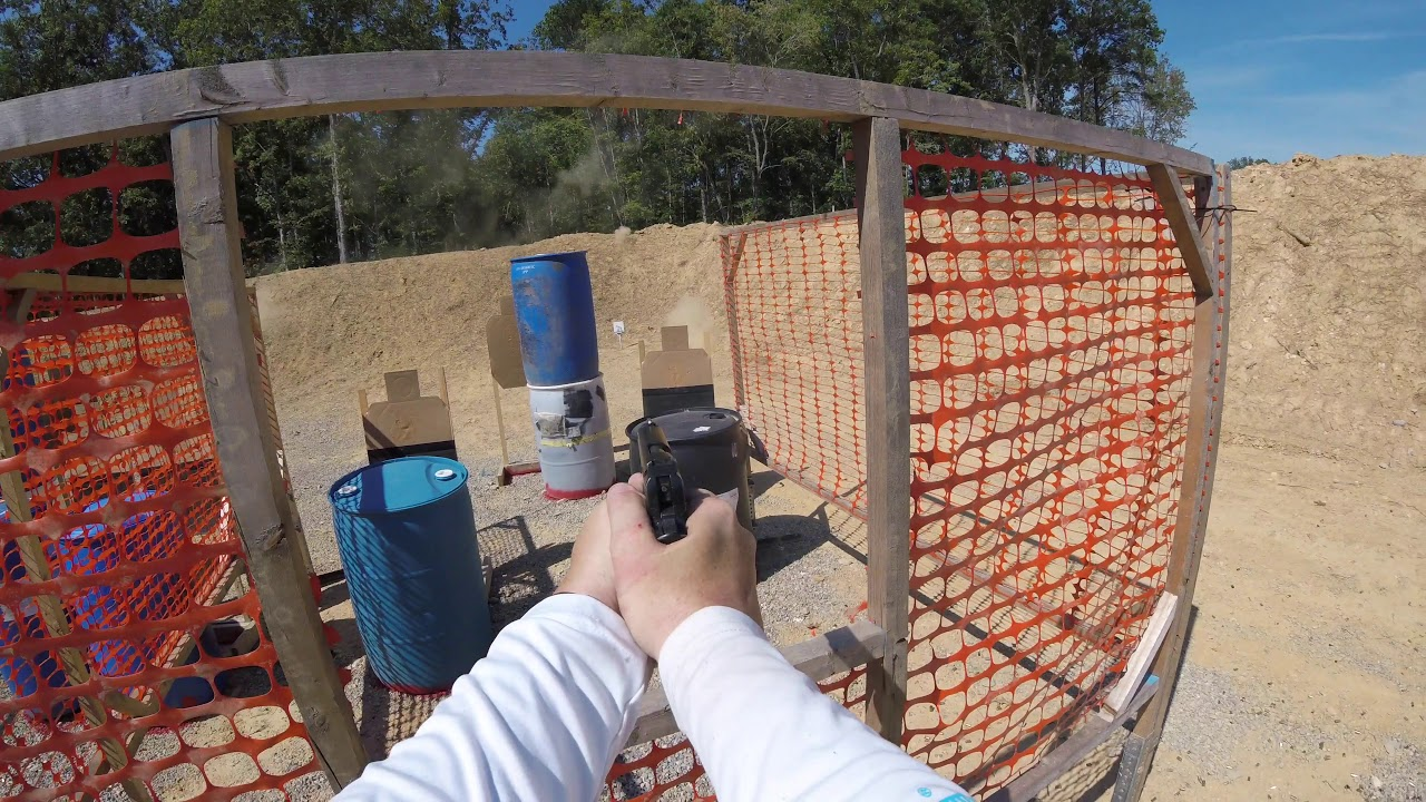 Match IDPA 2019 du Tennessee State @ Dead Zero Shooting Park