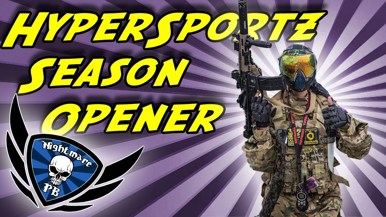 MagFed Paintball – Hypersportz (Scope Cam)