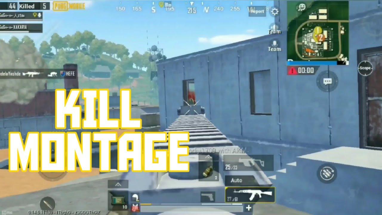 Killshot | Gaming Azter | PUBG MOBILE