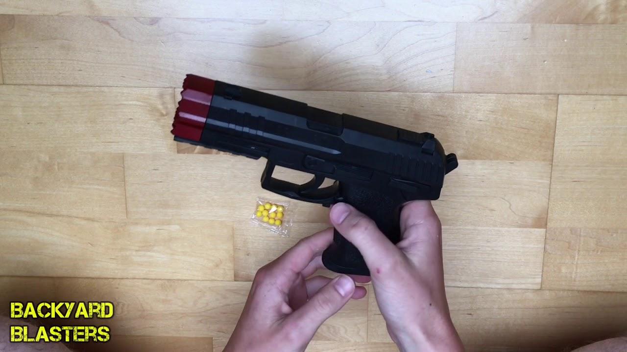 [REVIEW] Pistolet airsoft jouet ES-M23