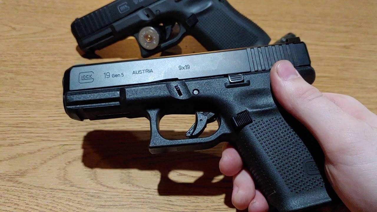 Glocks secret caché! Le Glock Gen 5 vs Gen 5 FS