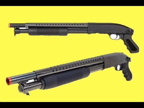 [REVIEW] Fusil Airsoft en métal puissant – la fabrication personnalisée de Sebastian