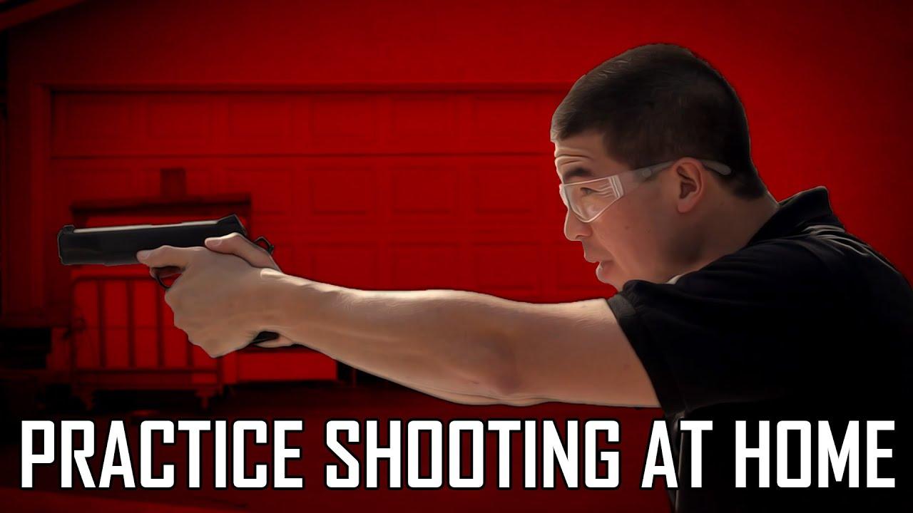 Pratique abordable de tir à domicile – Entraînement croisé d'armes à feu avec Airsoft