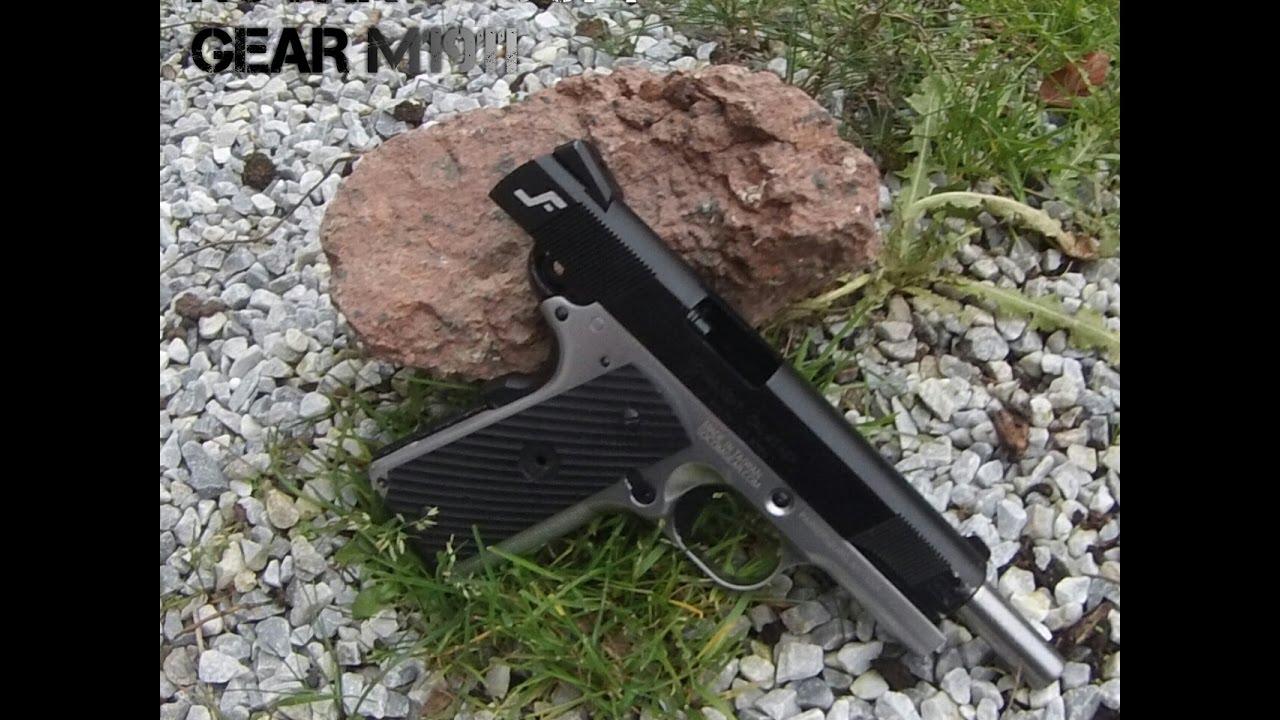 NOVAK / Socom Gear M1911 / Airsoft GBB / REVIEW GER