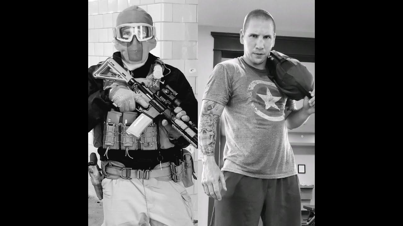 Airsoft Fitness – Tout le monde veut être un Navy Seal, mais personne ne veut faire les pompes.