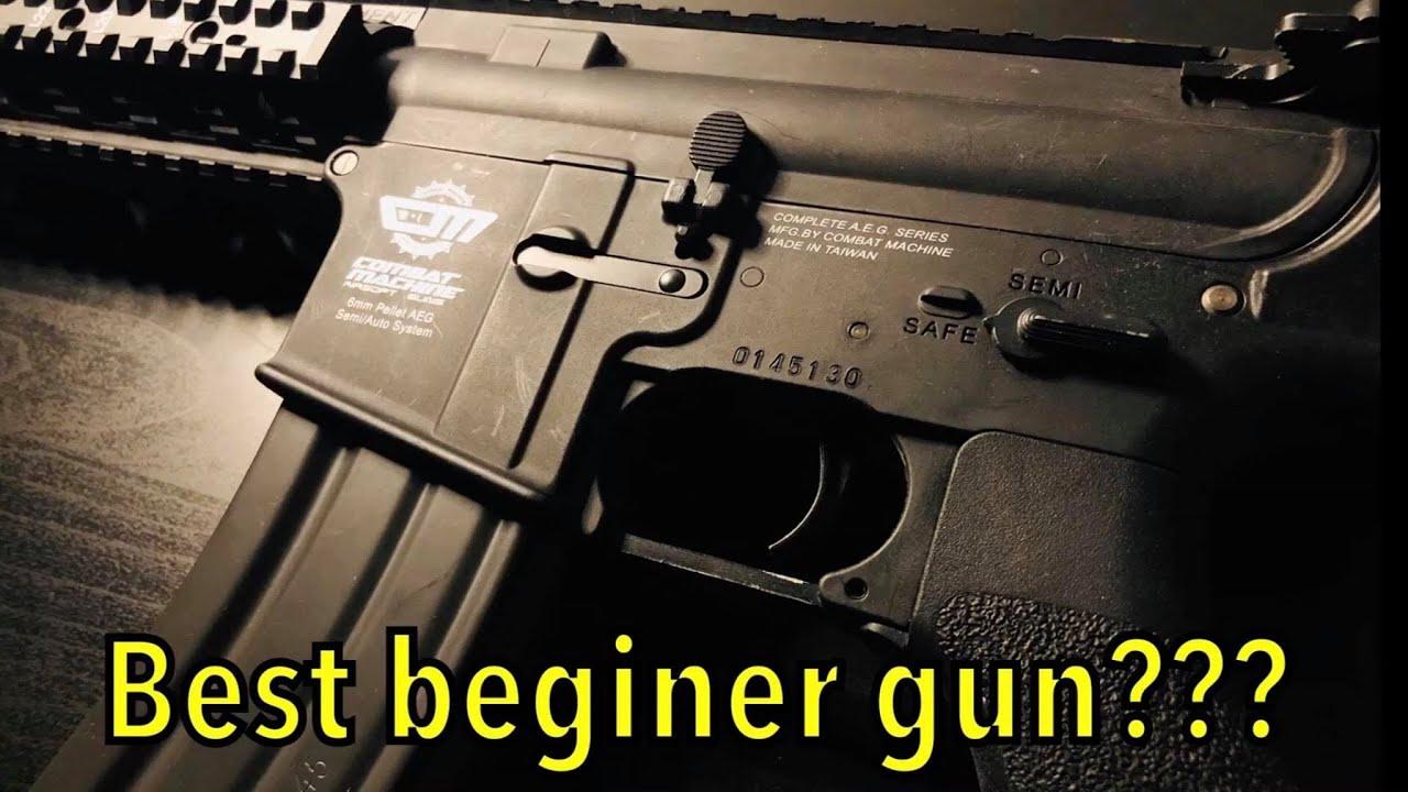 Acheter votre premier pistolet Airsoft?