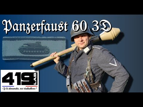 Panzerfaust 3D 40mm – REVIEW AIRSOFT