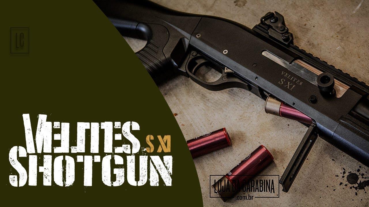 Revue de fusil de chasse Airsoft Velites S XI Secador