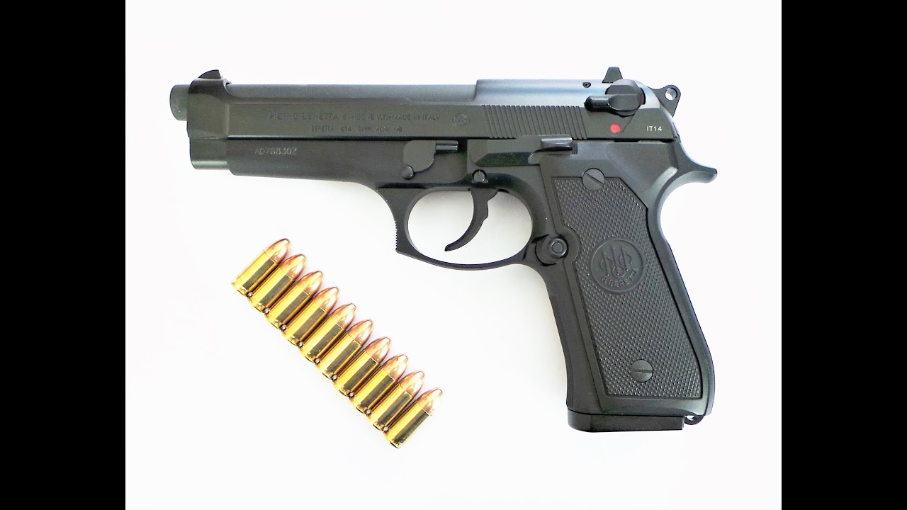Beretta 92 FS Review