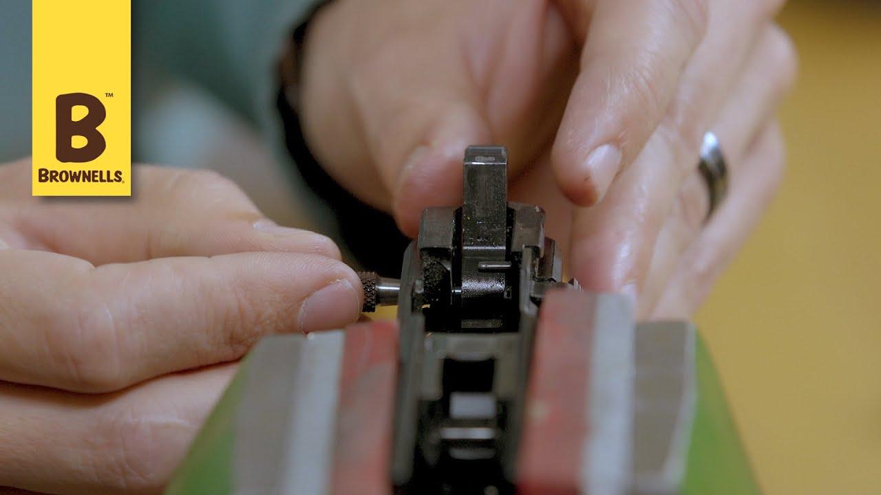 Astuce rapide: Comment installer le kit de déclenchement tactique C&S sur un pistolet SIG